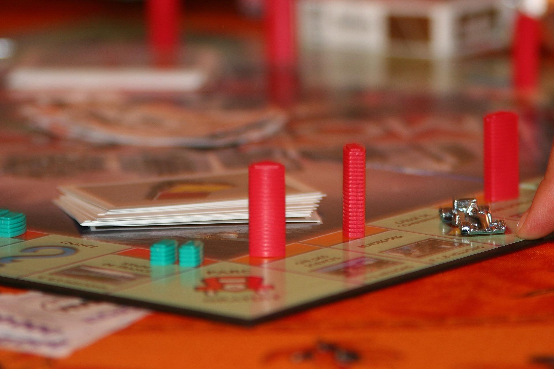Gesellschaftsspiele, wichtig für die Entwicklung